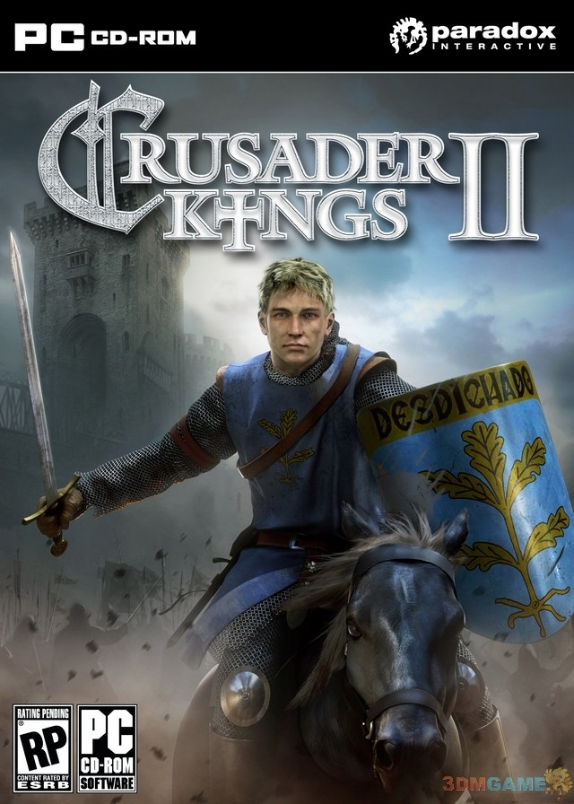 Crusader Kings 2 王国风云2