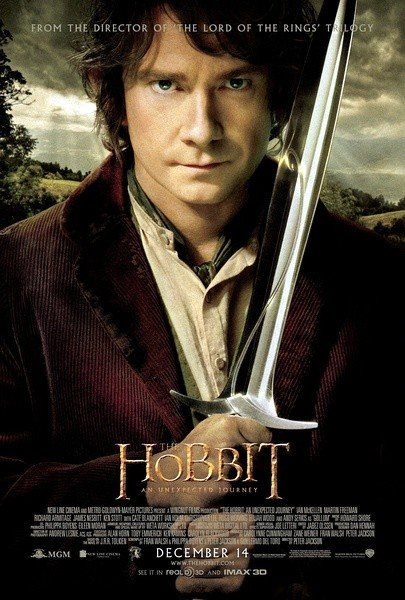The Hobbit: An Unexpected Journey 霍比特人1:意外之旅