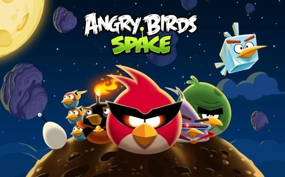 Angry Birds Space 愤怒的小鸟 太空版