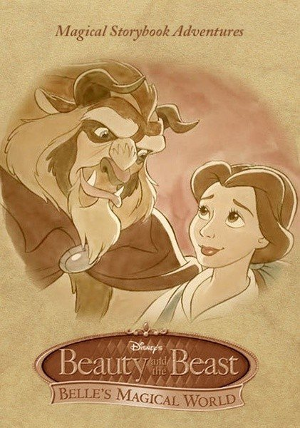 Beauty and the Beast: Belle's Magical World 美女与野兽之幸福生活