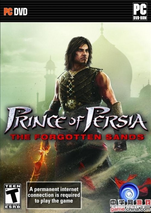Prince of Persia: the forgotten sands 波斯王子:遗忘之沙