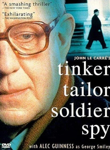 Tinker, Tailor, Soldier, Spy 锅匠 裁缝 士兵 间谍