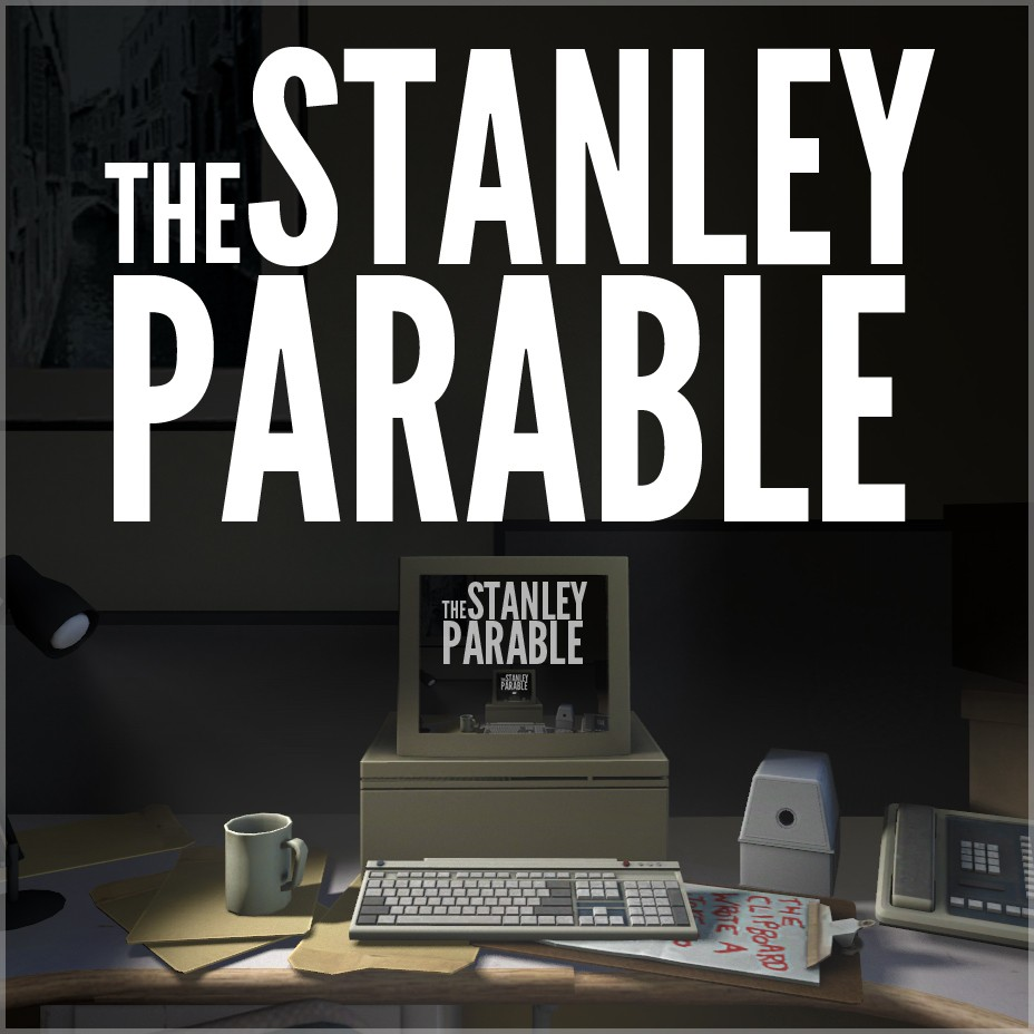 The Stanley Parable 斯坦利寓言