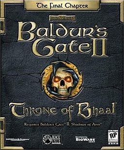 Baldur's Gate II: Throne of Bhaal 博德之门II:巴尔的王座