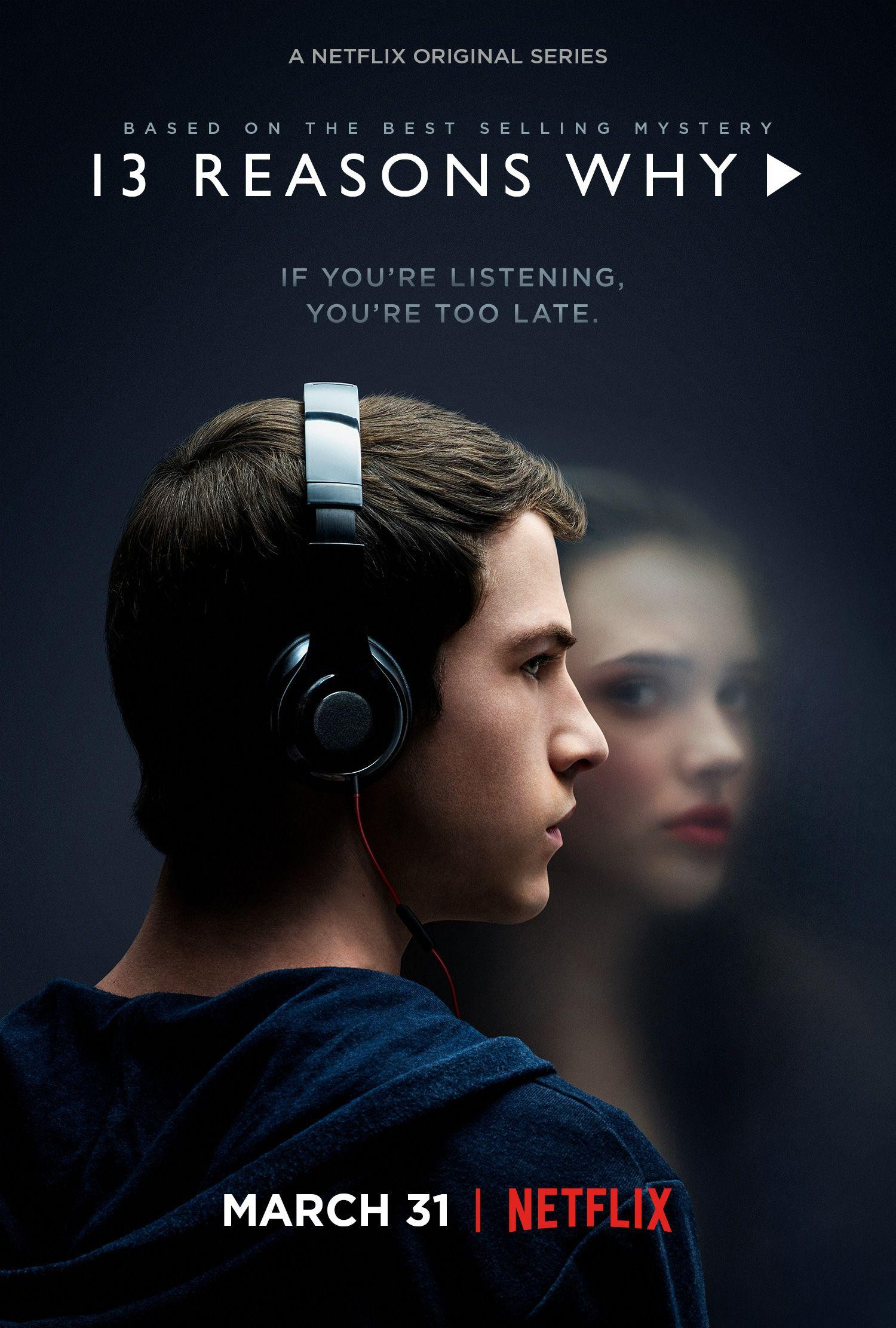 13 Reasons Why Season 1 十三个原因 第一季