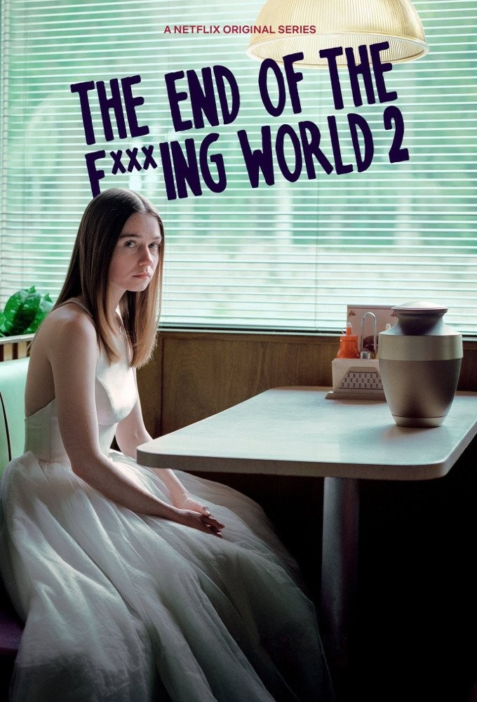 The End of the F***ing World Season 2 去他妈的世界 第二季