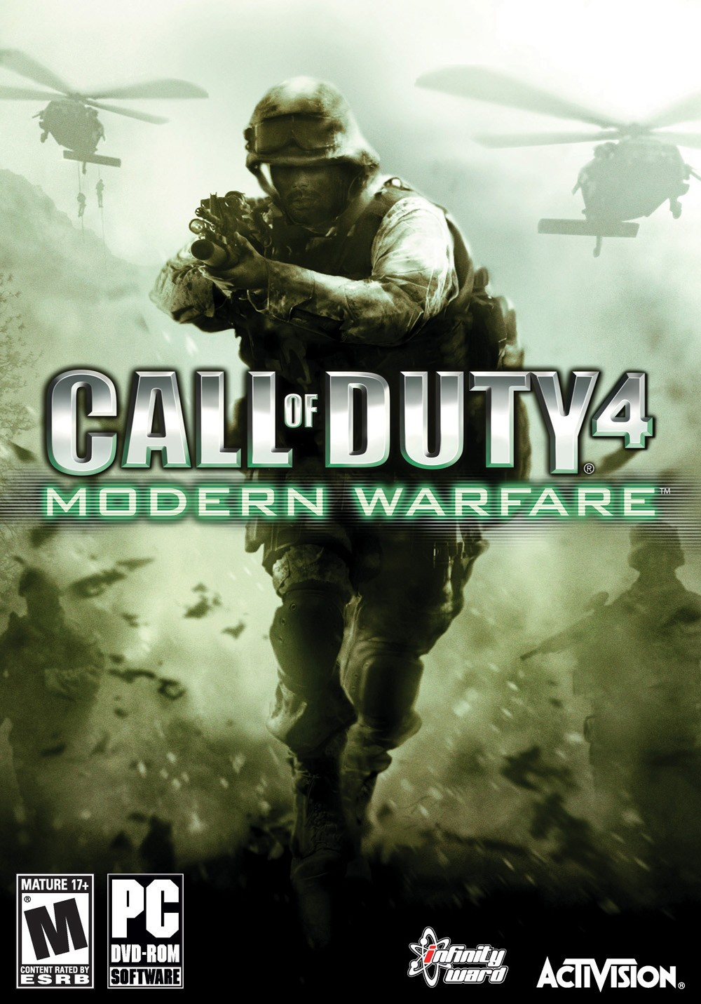 Call of Duty 4: Modern Warfare 使命召唤4:现代战争
