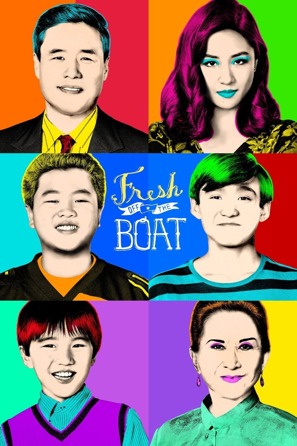 Fresh off the Boat Season 4 初来乍到 第四季