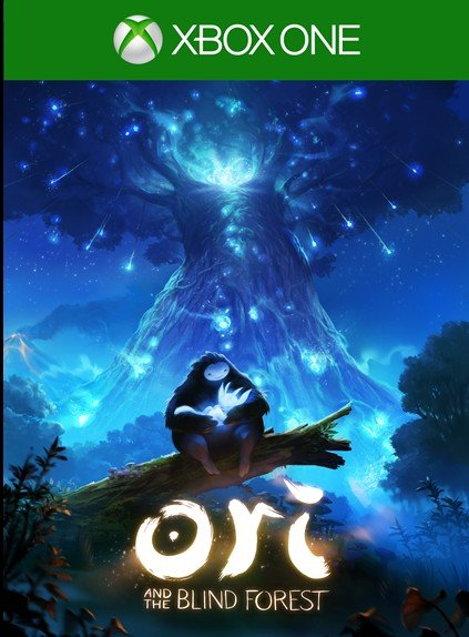 Ori and the Blind Forest 精灵与森灵