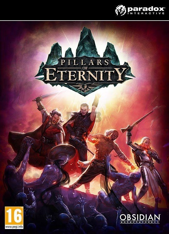 Pillars of Eternity 永恒之柱
