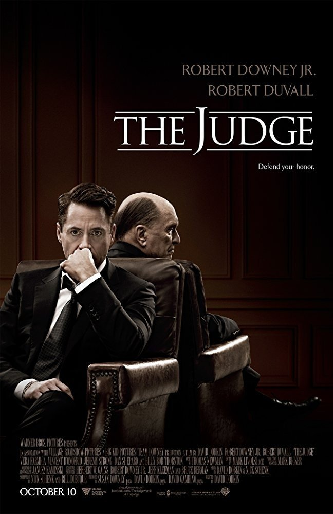 The Judge 法官老爹