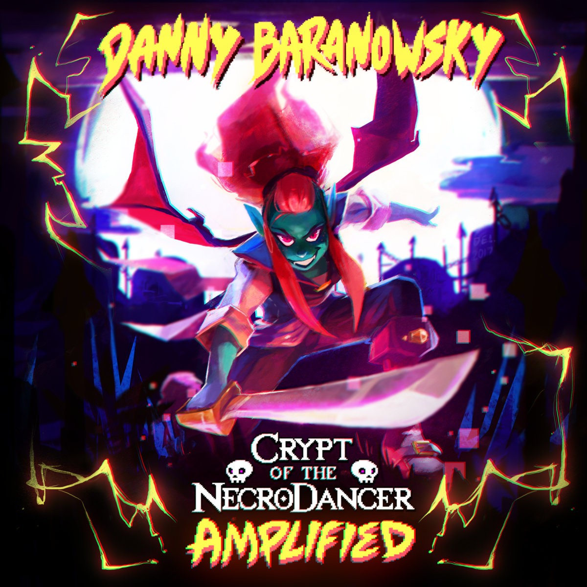 Crypt of the Necrodancer: AMPLIFIED OST