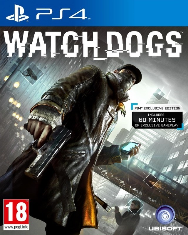 Watch Dogs 看门狗