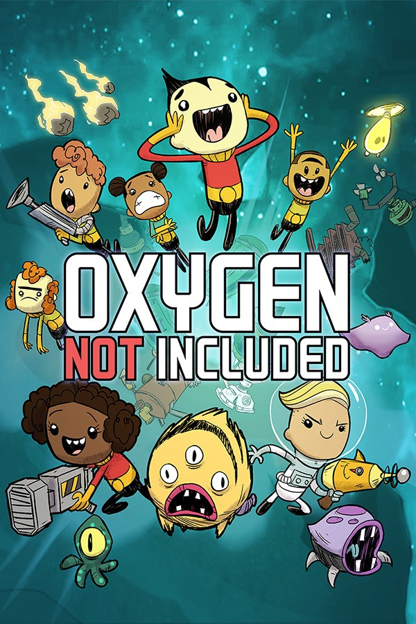 Oxygen Not Included 缺氧