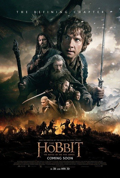 The Hobbit: The Battle of the Five Armies 霍比特人3:五军之战
