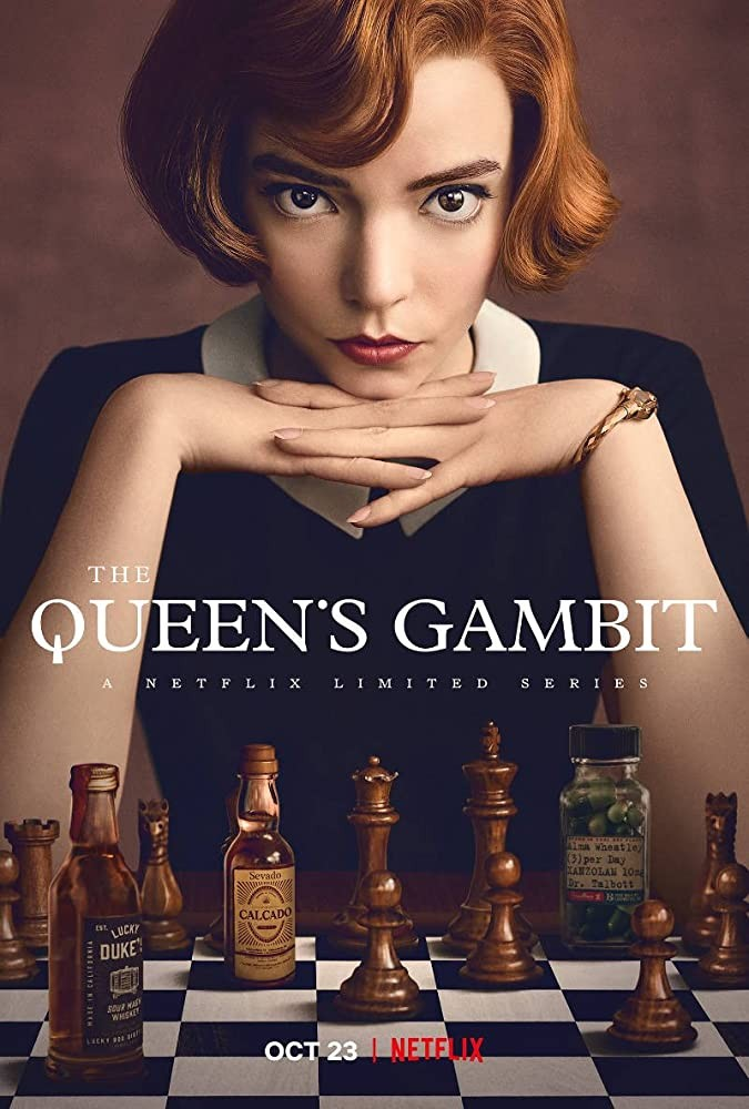The Queen's Gambit 后翼弃兵