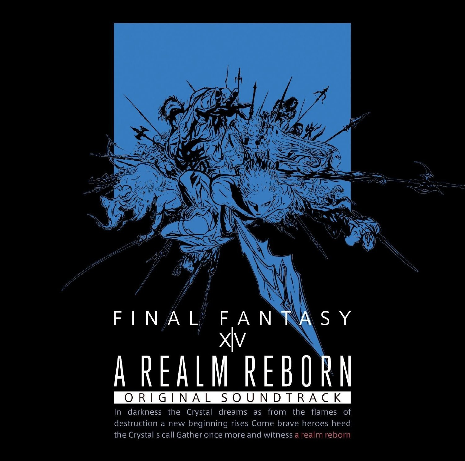 A REALM REBORN: FINAL FANTASY XIV Original Soundtrack 「最终幻想14:重生之境」原声带