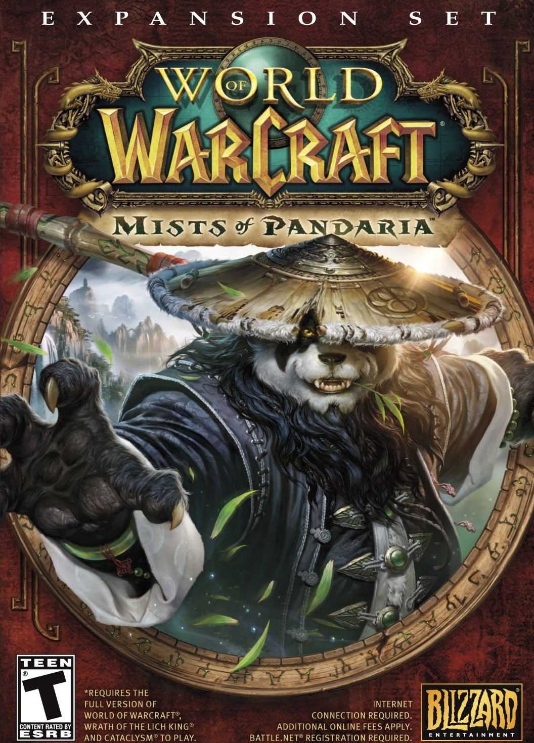 World of Warcraft: Mists of Pandaria 魔兽世界:熊猫人之谜