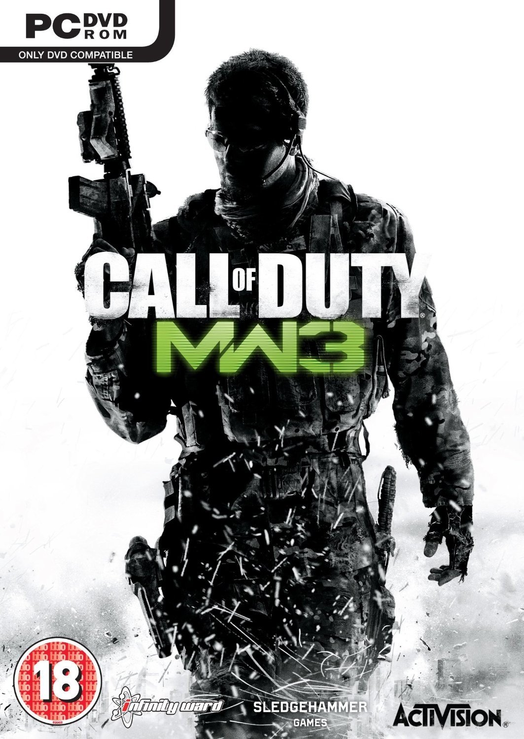 Call of Duty:Modern Warfare 3 使命召唤8:现代战争3