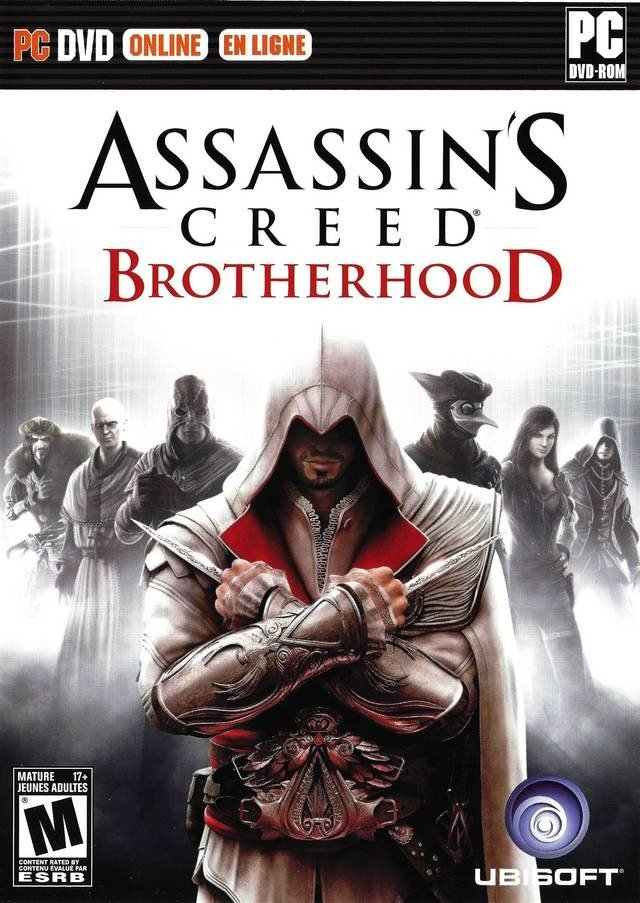 Assassin's Creed: Brotherhood 刺客信条: 兄弟会