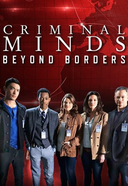 Criminal Minds: Beyond Borders Season 2 犯罪心理:穿越国界 第二季