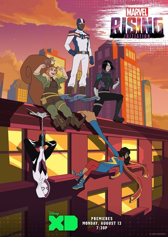Marvel Rising: Initiation Season 1 漫威崛起:源始