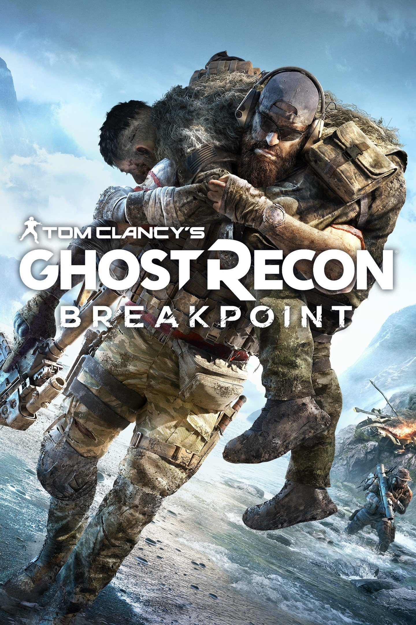 Tom Clancy's Ghost Recon Breakpoint 幽灵行动:断点