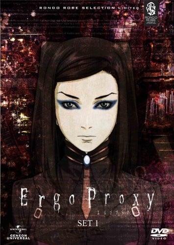 Ergo Proxy 死亡代理人