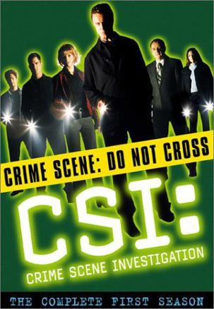 CSI: Crime Scene Investigation Season 1 犯罪现场调查 第一季