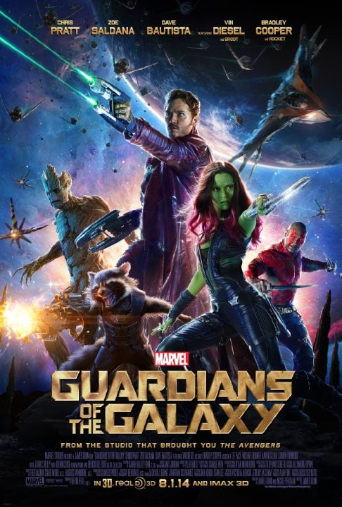 Guardians of the Galaxy 银河护卫队