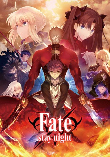 Fate/stay night [Unlimited Blade Works] 2ndシーズン Fate/stay night [Unlimited Blade Works] 第二季