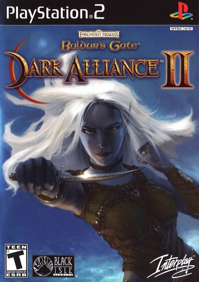 Baldur's Gate: Dark Alliance II 博德之门:黑暗联盟2