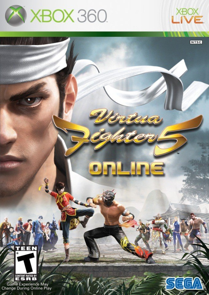 Virtua Fighter 5 VR快打5