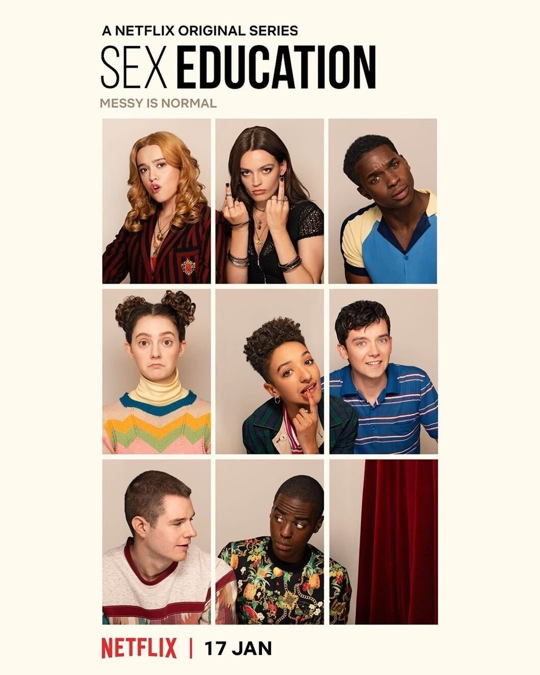 Sex Education Season 2 性教育 第二季
