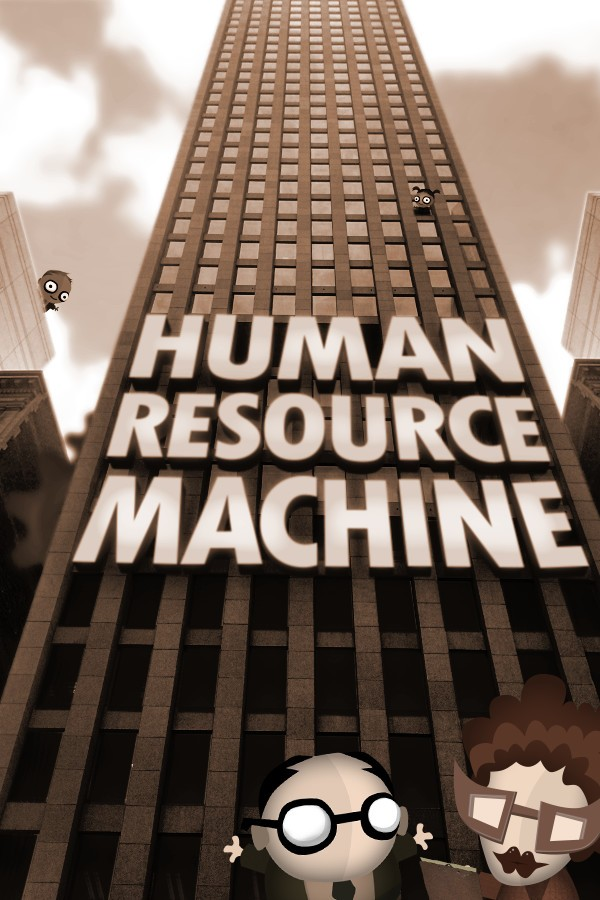 Human Resource Machine 人力资源机器