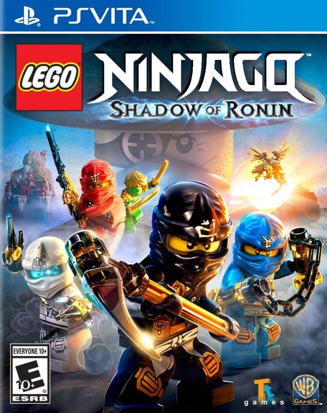 LEGO Ninjago: Shadow of Ronin 乐高忍者:罗宾的阴影