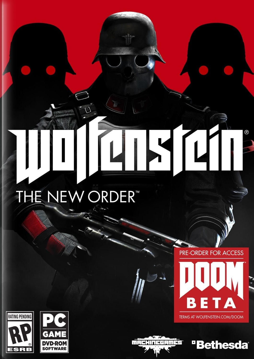 Wolfenstein: The New Order 德军总部:新秩序
