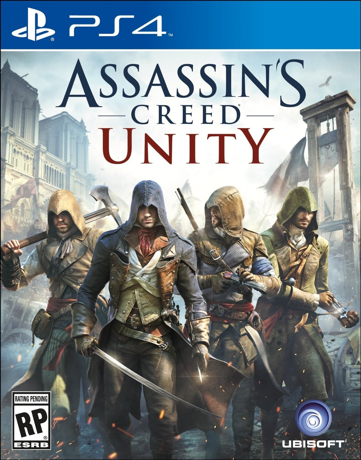 Assassin's Creed: Unity 刺客信条:大革命