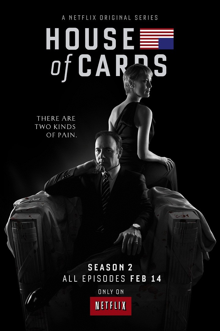 House of Cards (Season 2) 纸牌屋(第二季)