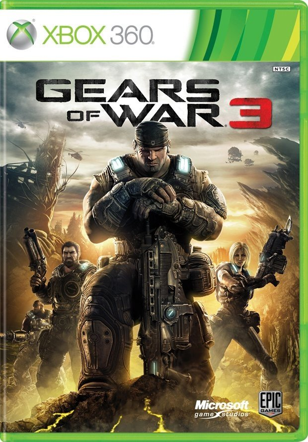 Gears of War 3 战争机器3
