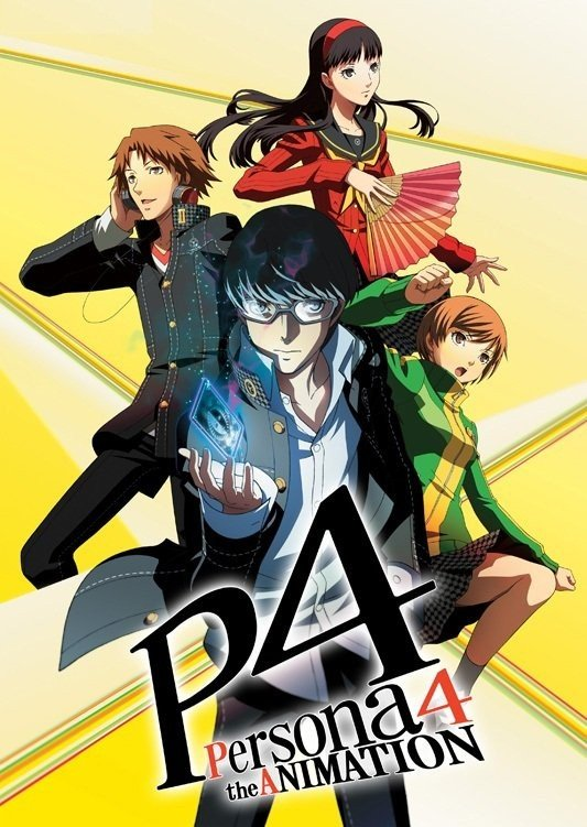 Persona4 the ANIMATION 女神异闻录4