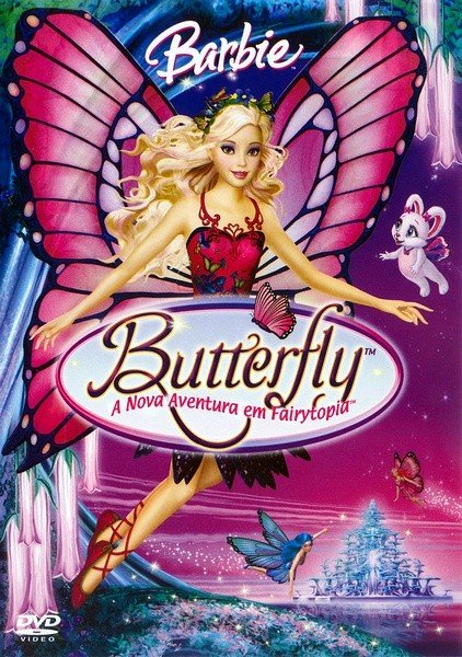 Barbie Mariposa and Her Butterfly Friends 芭比之蝴蝶仙子