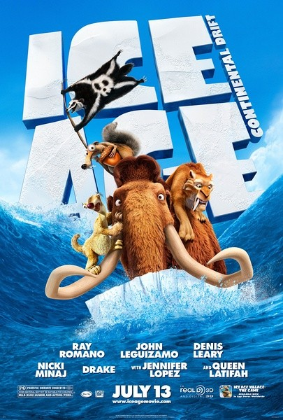 Ice Age: Continental Drift 冰川时代4:大陆漂移