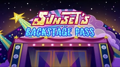 My Little Pony: Equestria Girls Specials (2019) – Sunset's Backstage Pass 小马国女孩 夏季特别篇 (2019)