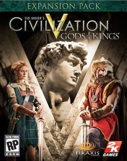 Sid Meier's Civilization V: Gods & Kings 文明5:众神与国王