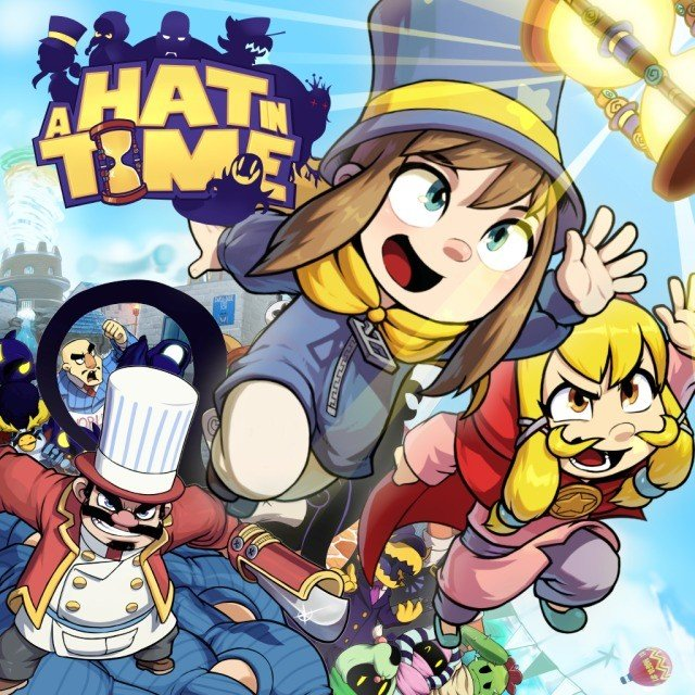 A Hat in Time 时光之帽