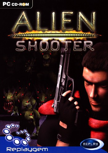 Alien Shooter 孤胆枪手