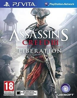 Assassin's Creed III: Liberation 刺客信条3:解放
