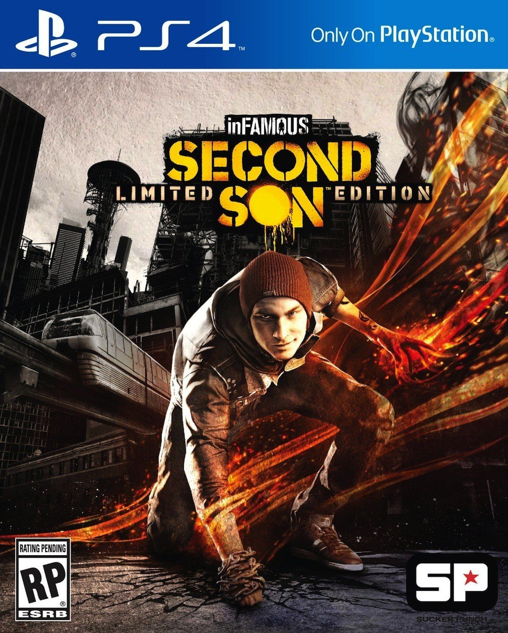 inFAMOUS Second Son 恶名昭彰 次子