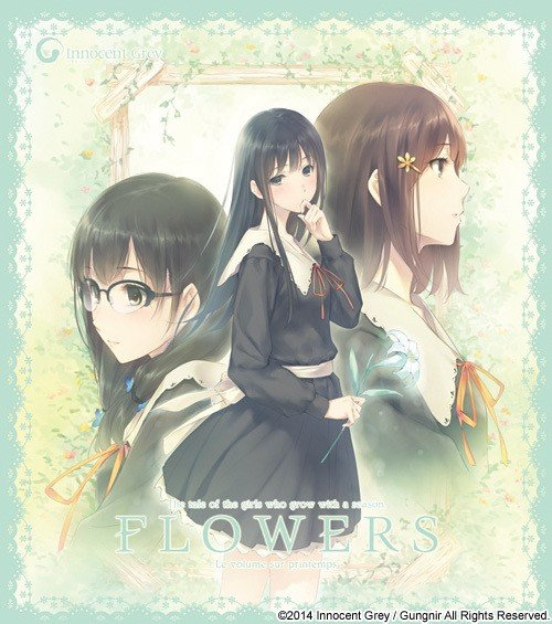 FLOWERS -Le volume sur printemps- FLOWERS 春篇